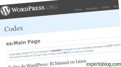 wordpress-codex-espanol