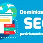 dominios para SEO posicionamiento