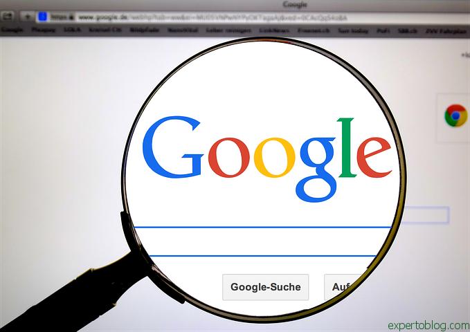 google dominios exactos