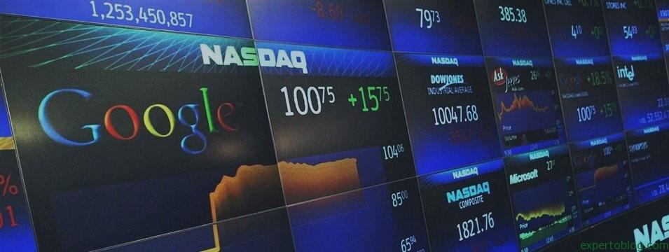 google en bolsa de valores