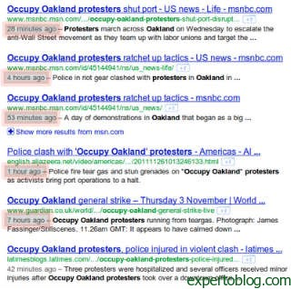google-fresh-resultados
