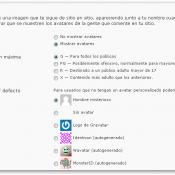 Añadir avatar a Wordpress