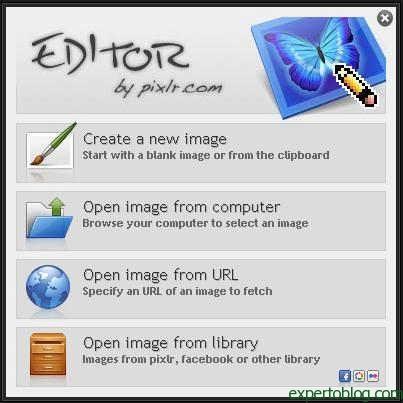 pixrl editor de imagenes online
