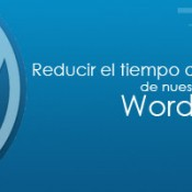 Optimizar Wordpress